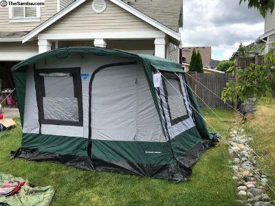 Spacemaker Drive Away Tent