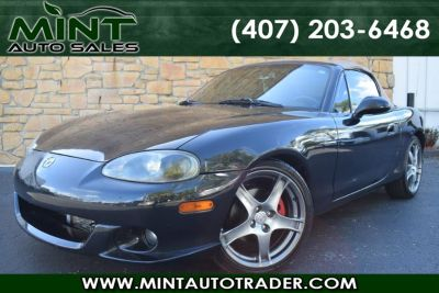 2005 Mazda MazdaSpeed MX-5 Base (Titanium Gray Metallic)