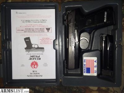 For Sale: Ruger p95 9mm 325$
