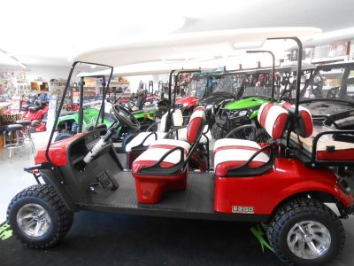 2018 E-Z-Go Express L6 Gas Golf Golf Carts Franklin, NC