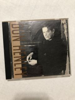 Music CD Don Henley the end of the innocence-(b103)