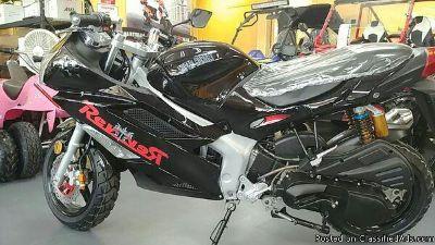 Super Hornet Sports bike
