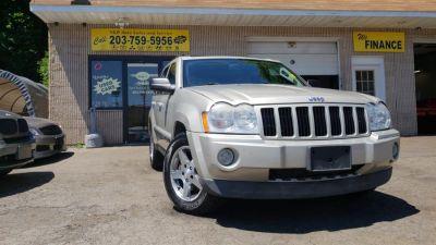 2007 Jeep Grand Cherokee Laredo (Gold)