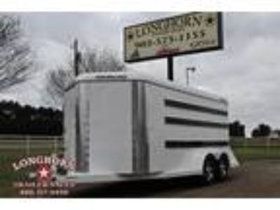 2019 Performance 16ft Low Pro with 6 Pens and Tack Room Pigs/Sheep