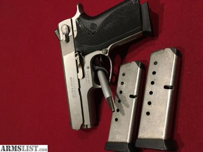 For Sale: Smith and Wesson 4516 (3 Mags)