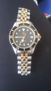 Tag Heuer Professional Meter 200 Watch