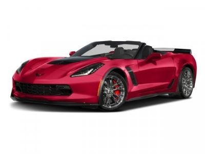 2017 Chevrolet Corvette Z06 3LZ (Black)