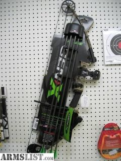 For Sale: New...Genesis GenX Compound Bow