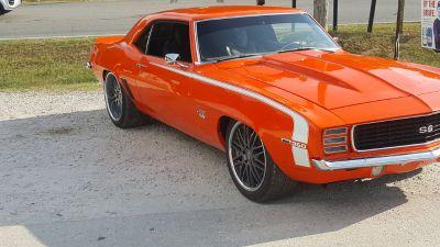 1969 Camaro ls 6.0 t56 6 speed trans