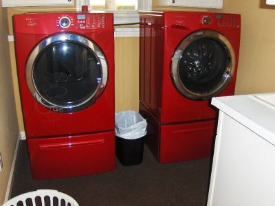 Fridgidaire Affinity Washer & Dryer