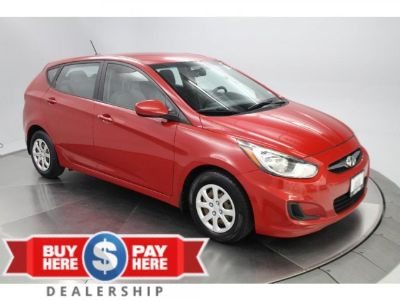 2013 Hyundai Accent GS (Boston Red)