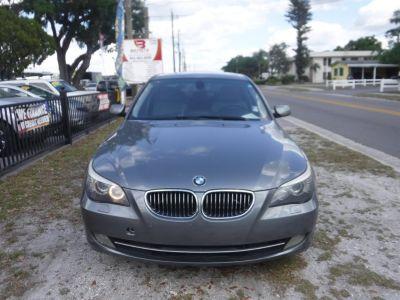 2008 BMW 5-Series 535i (Gray)