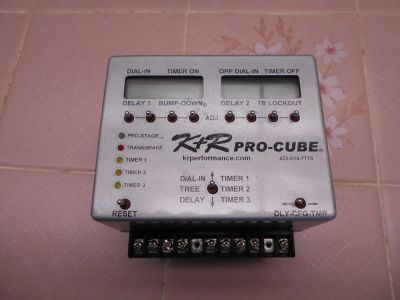 PRO CUBE DELAY BOX WITH 3 TIMERS
