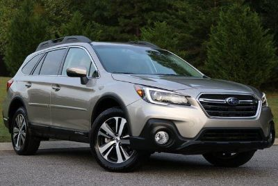 2018 Subaru Outback Limited 3.6 R (Silver)