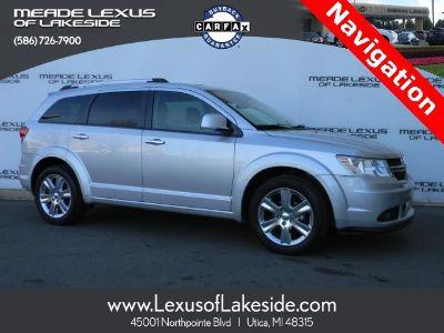 2011 Dodge Journey Lux (Bright Silver Metallic)