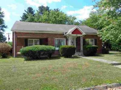 701 Kramer Ave Lawrenceburg, Brick home in town offers 2 or