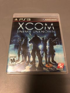 Xcom adult owned for PS3