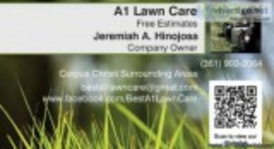 A Lawn Care (FREE ESTIMATES)