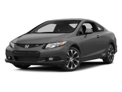 2013 Honda Civic Si (White Orchid Pearl)