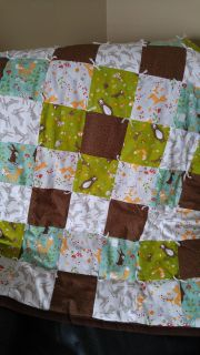 Baby/Toddler Tied Quilt