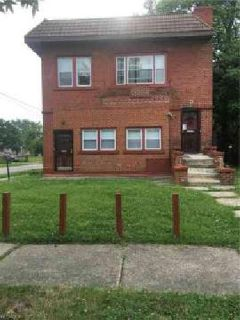 3610 East 139th St Cleveland Eight BR, This four suite apartment