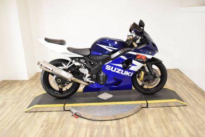 2004 Suzuki GSX-R600 SuperSport Motorcycles Wauconda, IL