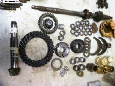 NOS Split case transaxle parts