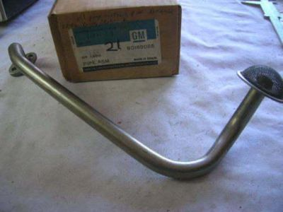 Sell 1980 to 1983 1984 1985 1986 Buick oil pump suction pipe motorcycle in Thorndike, Maine, US, for US $5.00