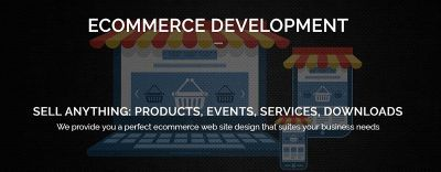 Ecommerce website designer, web developer