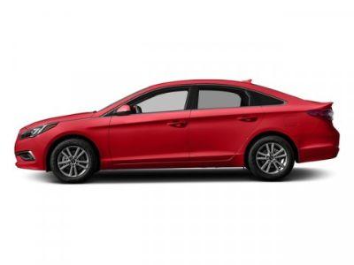 2017 Hyundai Sonata SE (Scarlet Red)