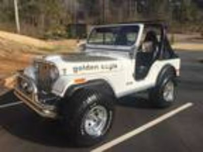 1979 Jeep CJ5 Golden Eagle 304 V8