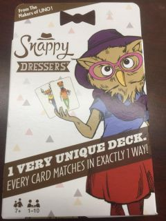 Snappy Dressers - Matching Game - NEW