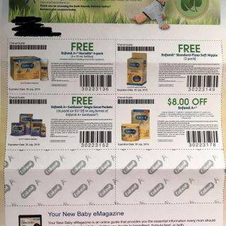 Enfamil Coupons for TRADE