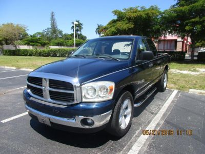 2007 Dodge RSX ST (Blue)