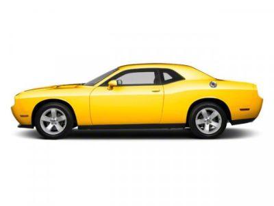 2012 Dodge Challenger SRT8 392 (Stinger Yellow)