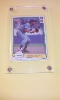 George Brett Baseball Card