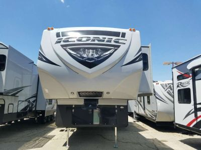 2018 Eclipse Recreational Vehicles Iconic 3914Ci