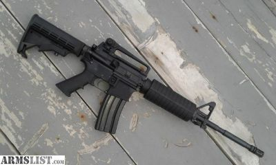 For Sale: AR15 - 223/556 NATO