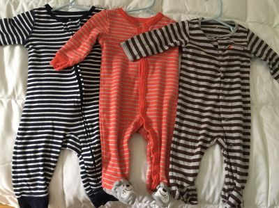 Carter s 6-month One Pieces