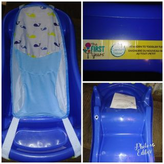 First years new born to toddler tub