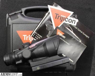 For Sale: Trijicon ACOG 4x32