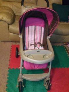 GRACO STROLLER AND ATTACHABLE CAR SEAT