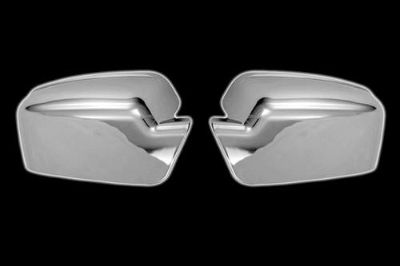 Sell SES Trims TI-MC-136 Ford Fusion Mirror Covers Car Chrome Trim 3M Brand New motorcycle in Bowie, Maryland, US, for US $66.00