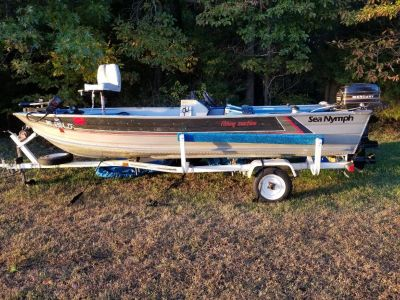 Great inexpensive fishing boat!