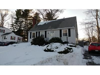 3 Bed 1.5 Bath Foreclosure Property in Brockton, MA 02302 - N Quincy St
