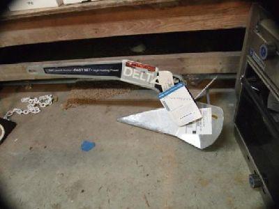 $210 DELTA Fast-Set Anchor NEW
