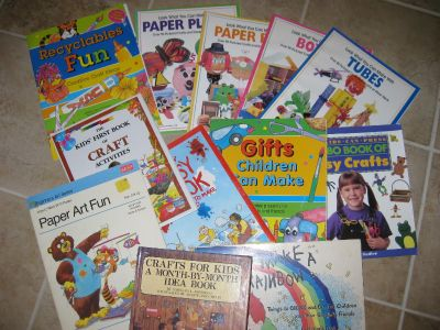 Craft Books for Kids