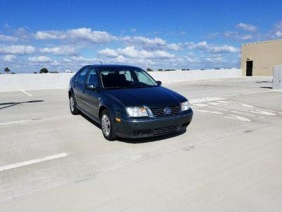 2004 Volkswagen Jetta Sedan 4dr Sdn GL Manual CA/NE