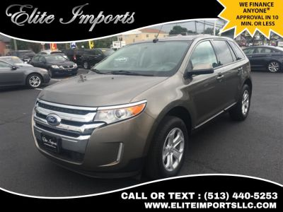 2013 Ford Edge SEL (Gray)