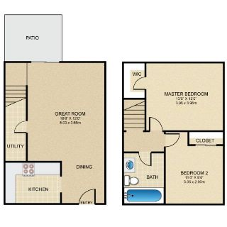 $890 2 apartment in Clermont County